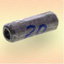 Груз цилиндр свинцовый 25 гр