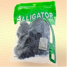 Трехстенная Alligator, высота 1,8 м, длина 30 м, ячея 60 мм