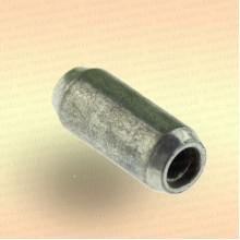 Груз цилиндр стальной 6,5 гр, 15х9 мм