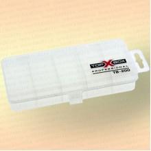 Коробка TOP BOX TB- 200 (13*6*2,5 cм) прозрачная