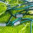 Бредень Кашалот ячея 6 мм, длина 15 м, высота 2,8 м, мотня 3,5 м