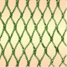 яч 5 мм, 210den/6, h=600яч (уп. 20 кг) зелёная