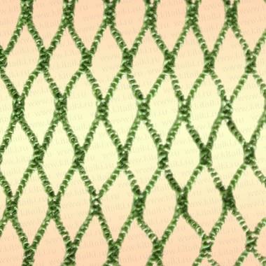 яч 40 мм, 210den/24, h=250яч (уп. 20 кг) зелёная