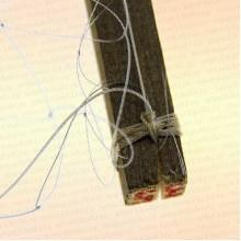 Экран трехстенный лесковый ячея 65 мм