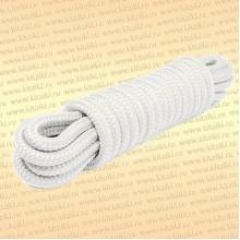 Шнур плетеный швартовый 10,0 мм, 1200 кг, 9 м
