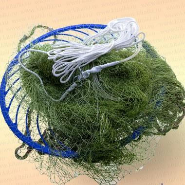 Кастинговая сеть, Россия, CastNet Фрисби, капрон, радиус 1,8 м