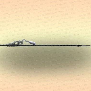 Косынка Kippik складная, 2,4 х 2,4 м, ячея 45 мм