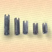 Грузила для сетей с разрезом, упаковка 10 шт, 20 гр 25 мм, диаметр 12 х 6 мм