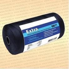 Нитка капроновая черная ExtraPlus, бобина 800 грамм 2,50 мм