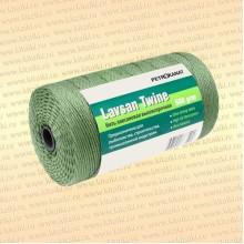 Лавсановая нить темно-зеленая, 2,2 мм, 20s/54 тест 70 кг, 500 гр