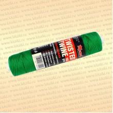 Полиэтиленовая нить, зеленая, 100 гр, 2,0 мм, тест 40 кг