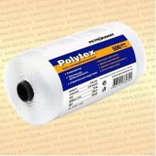 Нитки Polytex 210 den/60, 2,00 мм, 500 гр, белая