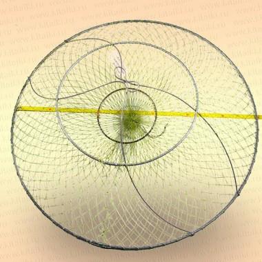 Раколовка D=700 мм, 3 кольца, вход 190 мм
