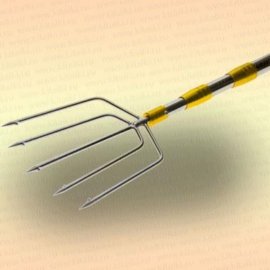 Инструмент для очистки водоема 2D зуб - 6 мм, 5 зубьев