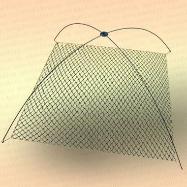 Подъемник для рыбалки Kippik Эконом 1,5 м х 1,5 м, без сетки