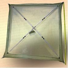 Подъемник для малька телескопический, размер 1,5 х 1,5 м