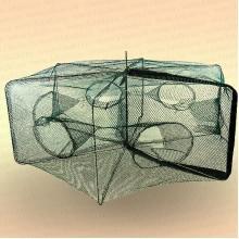 Раколовка веерная 70 х 25 см, 8 входов