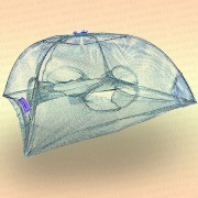Раколовка зонт 4 входа