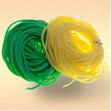 Резинка силиконовая, диаметр 4 мм длина 20 метров