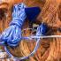 Кастинговая сеть с большим пластиковым. кольцом, R=2,1м, ячея 14-16 мм, капрон
