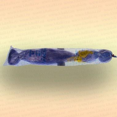 Сетеполотно Khon Kaen, ячея 70 мм; высота 5,6 м, длина 180 м - голубой