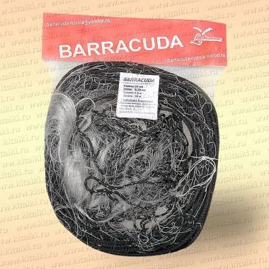 Сеть одностенная Барракуда, высота 1,8 м, длина 30 м, ячея 60 мм