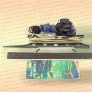 Снасть Дорожка рыболовная, оснащенная ячея 25 мм