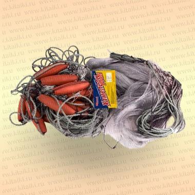 Сеть Хамелеон-Профи ячея 65 мм, леска 0,52 мм, высота 3,0 м, длина 30 м