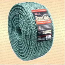 Шнур плетеный Danline, диаметр 4 мм, бухта 500 м