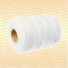 Шнур плетеный Стандарт Extra, 6 мм, тест 650 кг, 300 м, бобина