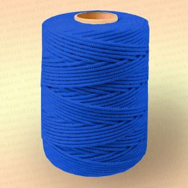 Шнур плетеный Стандарт, на бобине 500 м, диаметр 1,8 мм, синий