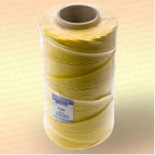 Шнур плетеный Универсал, 3,0 мм, 500 м, желтый