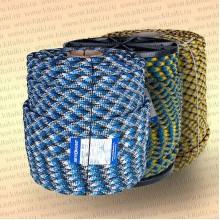 Шнур Аква-Спорт, плетеный, статика, 8 мм, тест 800 кг, 350 м, еврокатушка