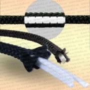 Шнур для рыболовных сетей плавающий, 9 гр/м, 1 м