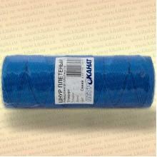 Шнур плетеный Стандарт, на бобине 50 м, диаметр 1,2 мм, синий