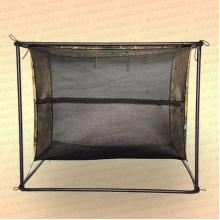 Сушилка для вяления рыбы 6 цепочек с каркасом (сталь)