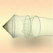 Крылёна однобутерная D=600 мм, L крыла= 3 м, ячея 24 мм