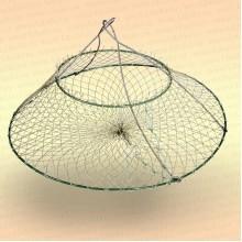 Раколовка - раскладушка 500 мм, 2 кольца